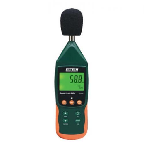 Medidor de nível de som Decibelímetro Extech modelo SDL600