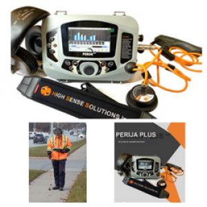 Detector acústico de vazamento  de água High Sense Solutions Inc. PERIJA PLUS